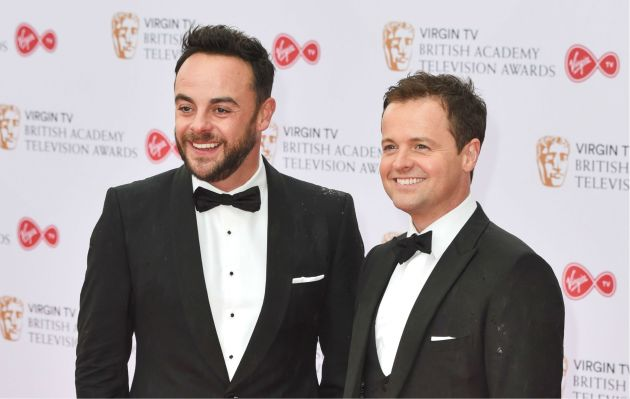 Ant and Dec, Ant McPartlin