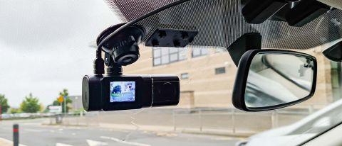 Toguard CE41A dash cam review