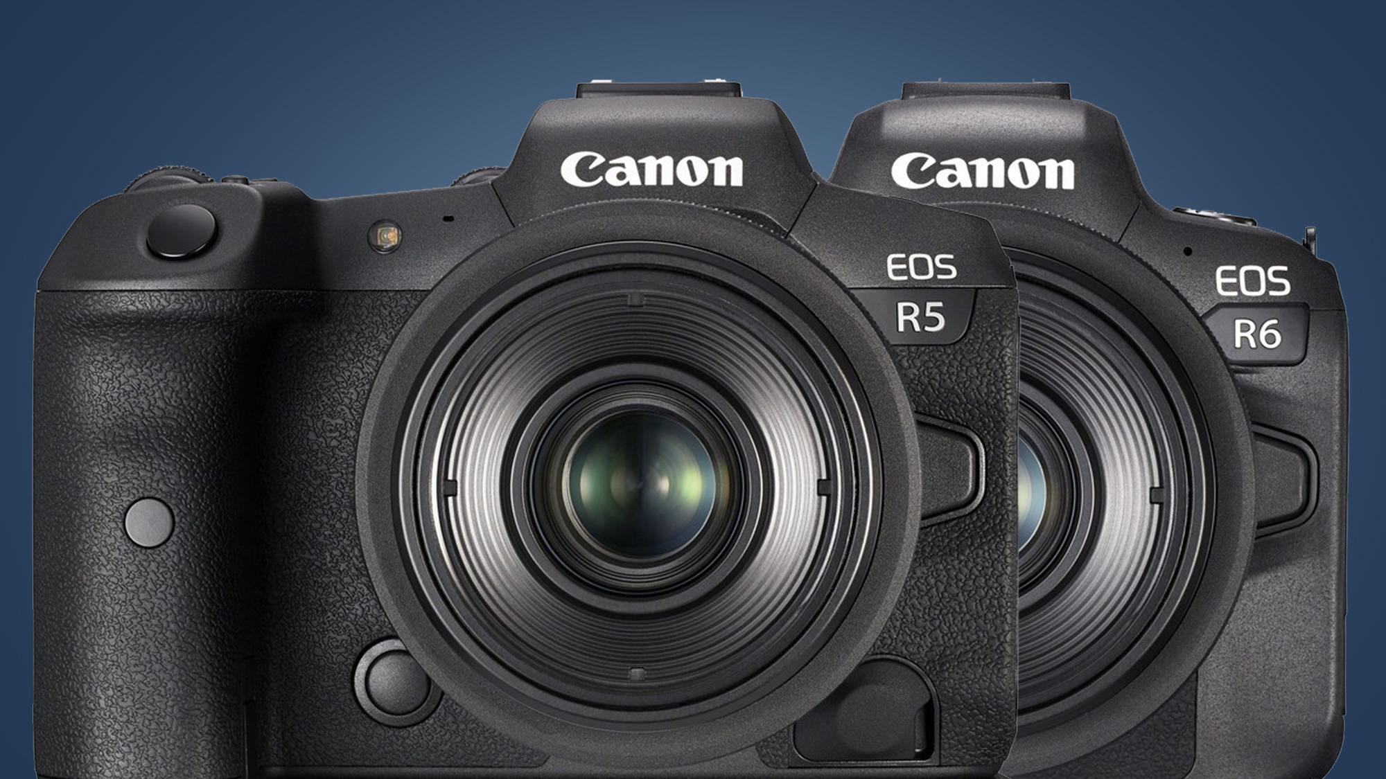 Canon EOS R5 and EOS R6 get treated to big video upgrades | TechRadar