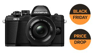 Save £120 on the Olympus OM-D E-M10 Mark II + lens in this Black Friday deal!