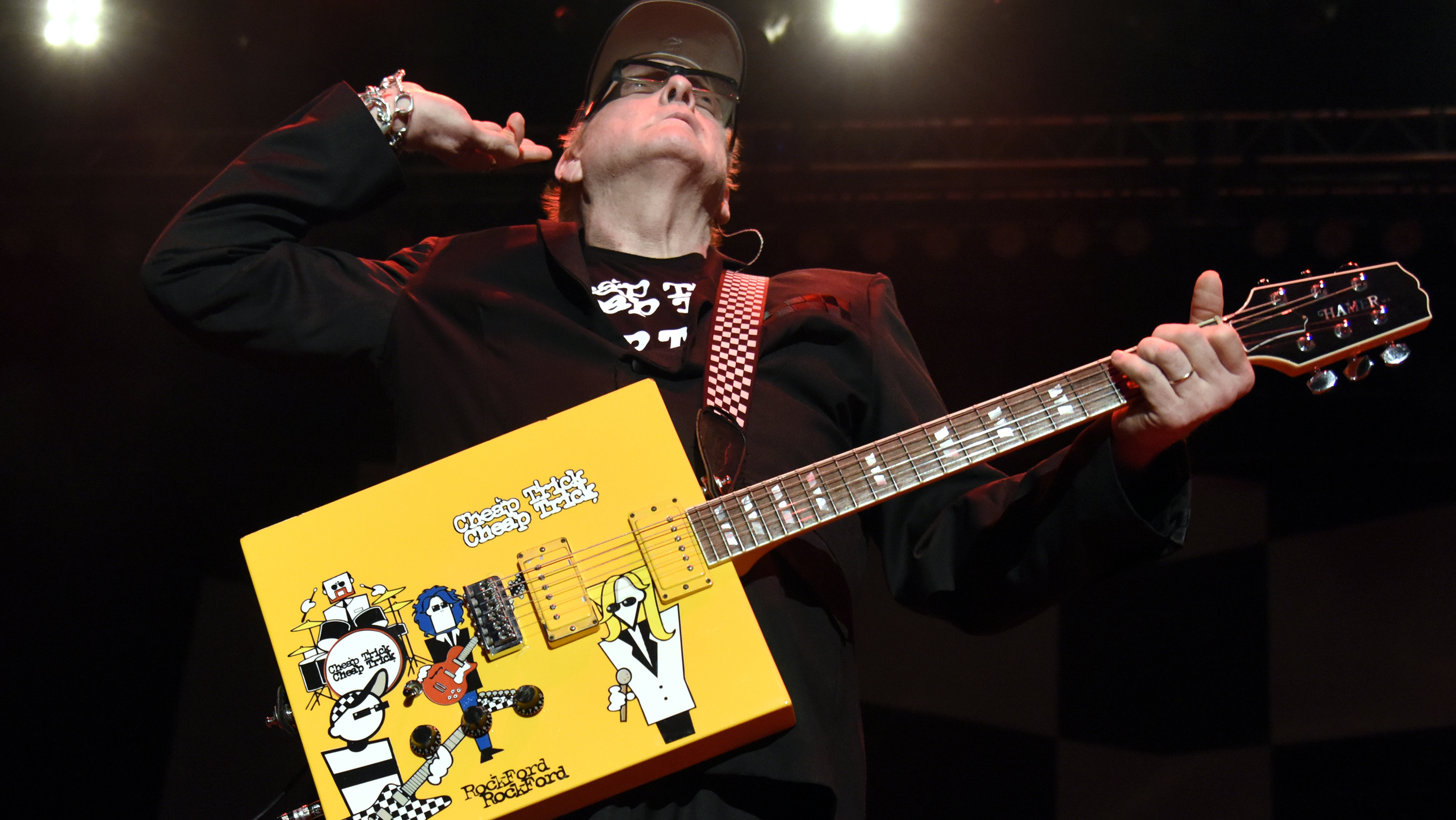 Hal Leonard Releases 'Rick Nielsen's Cheap Licks' Book and