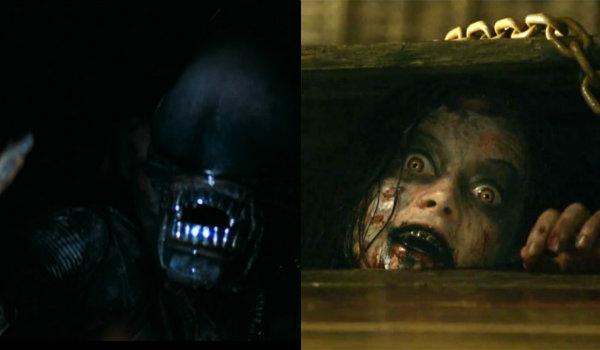 Alien Evil Dead