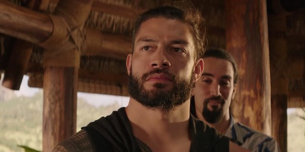 Roman Reigns in Hobbs and Shaw