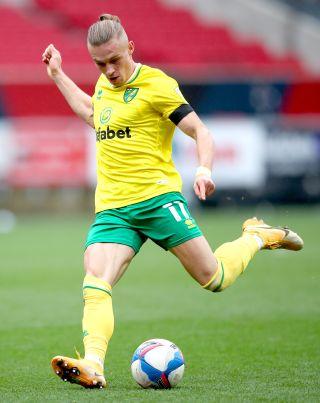 Bristol City v Norwich City – Sky Bet Championship – Ashton Gate
