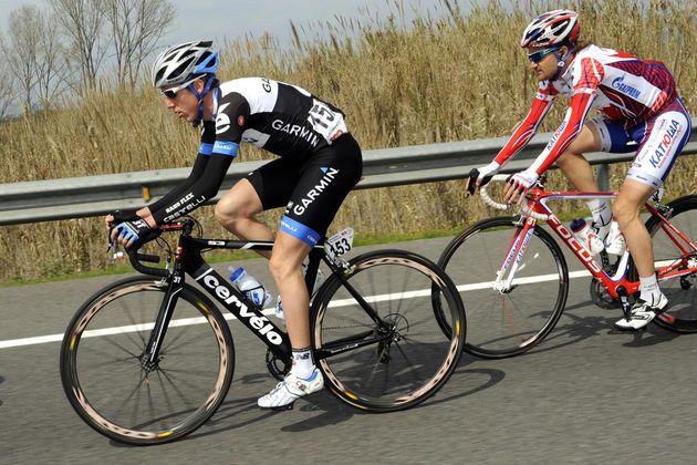 Daniel Martin, Volta a Catalunya 2011, stage one