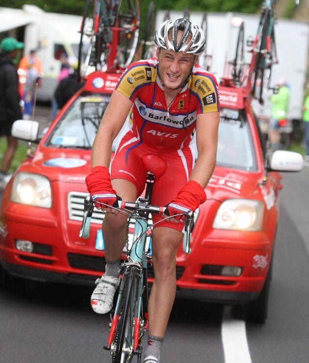 Steve Cummings Giro 2008 st19