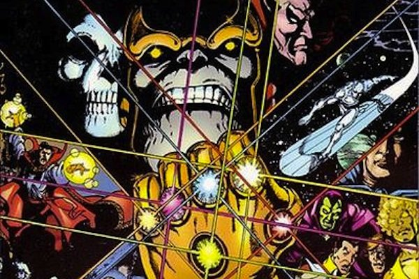 This Will Be Based on The Infinity Gauntlet Storyline