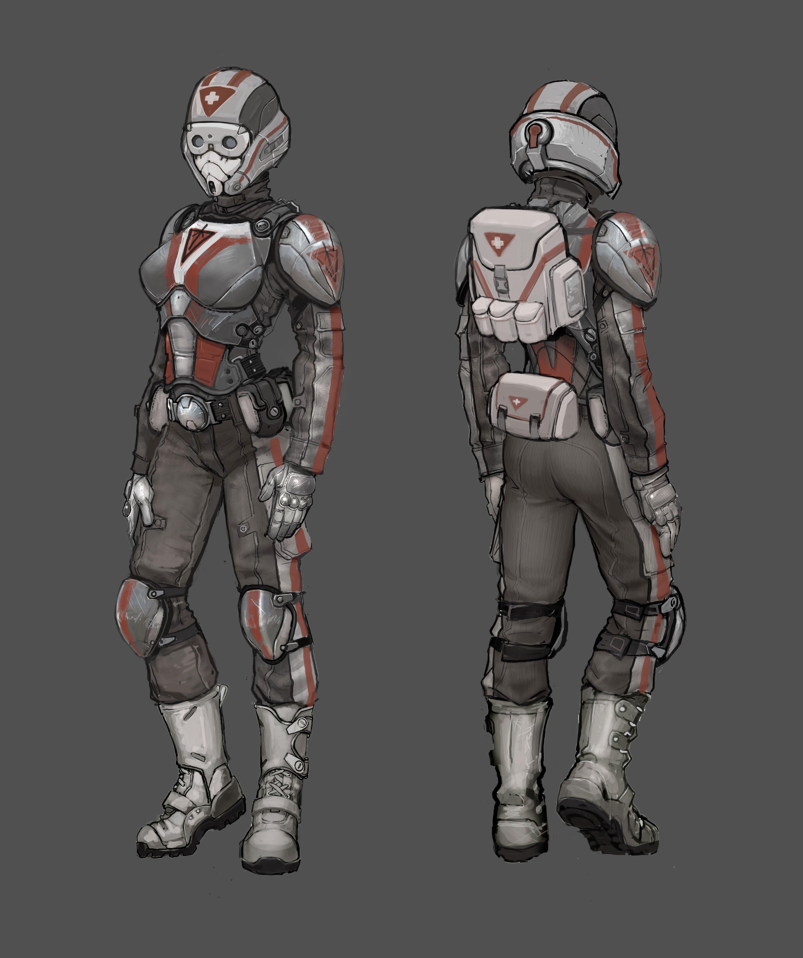 GamesCom 2011: PlanetSide 2 Screenshots Introduces New Character Classes #18761