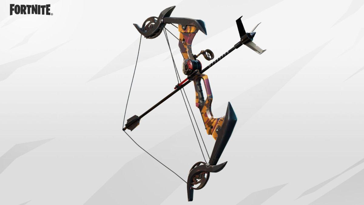 Fortnite Grappler Bow location and beginner's guide