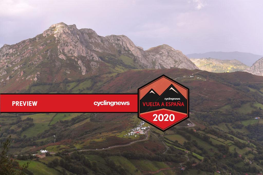 L'Angliru at the Vuelta a España