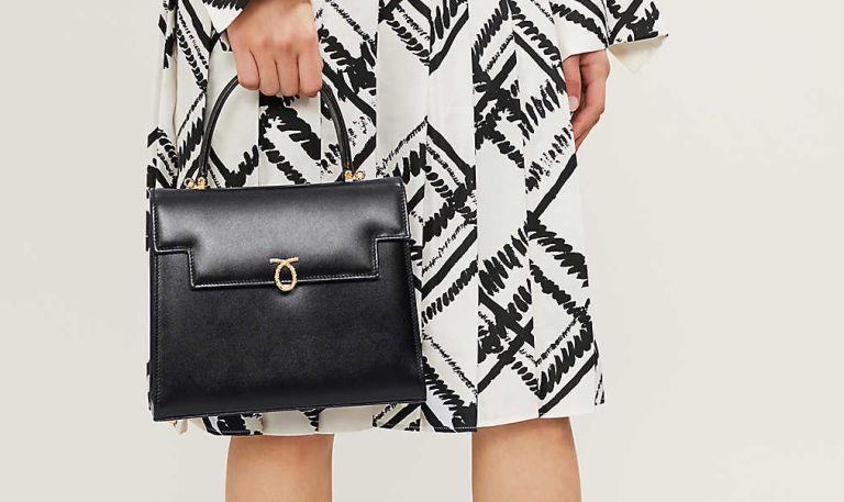 Launer The Queen's favorite handbag