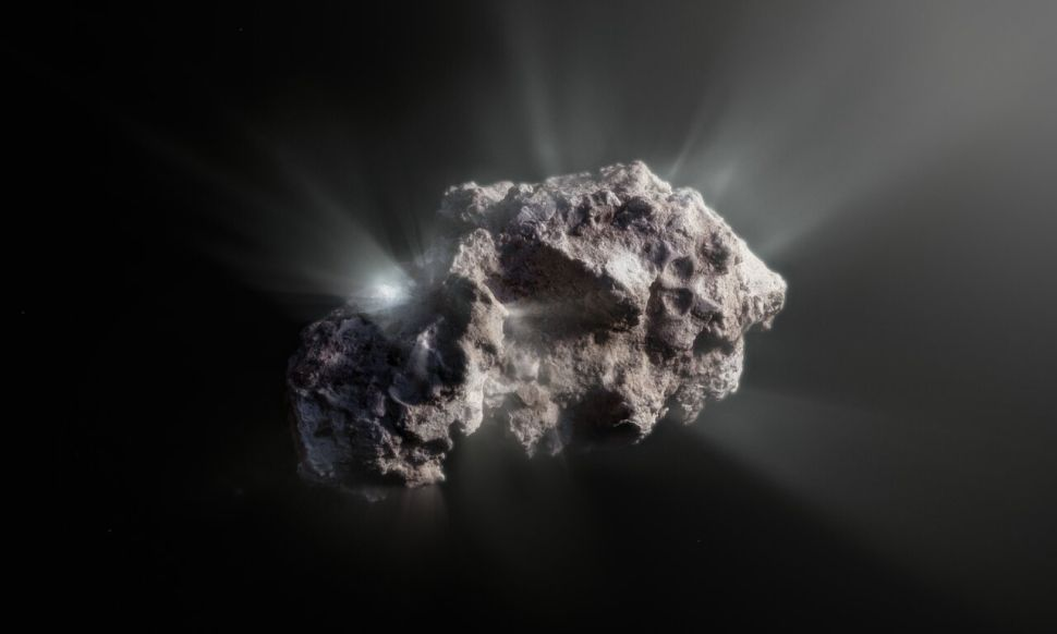 Interstellar interloper 2I/Borisov may be the most pristine comet ever observed