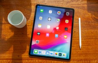 iPad Pro 12.9-inch 2018 with Apple Pencil