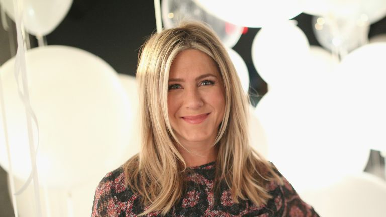 Actress Jennifer Aniston attends smartwater sparkling celebrates Jennifer Aniston and St Jude's Children's Hospital at W Hollywood on February 23, 2016 in Hollywood, California