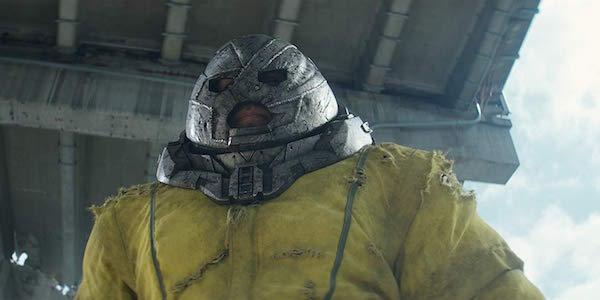 Ryan Reynolds also played Juggernaut in Deadpool 2