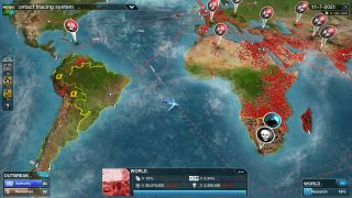 An image from Plague Inc: The Cure