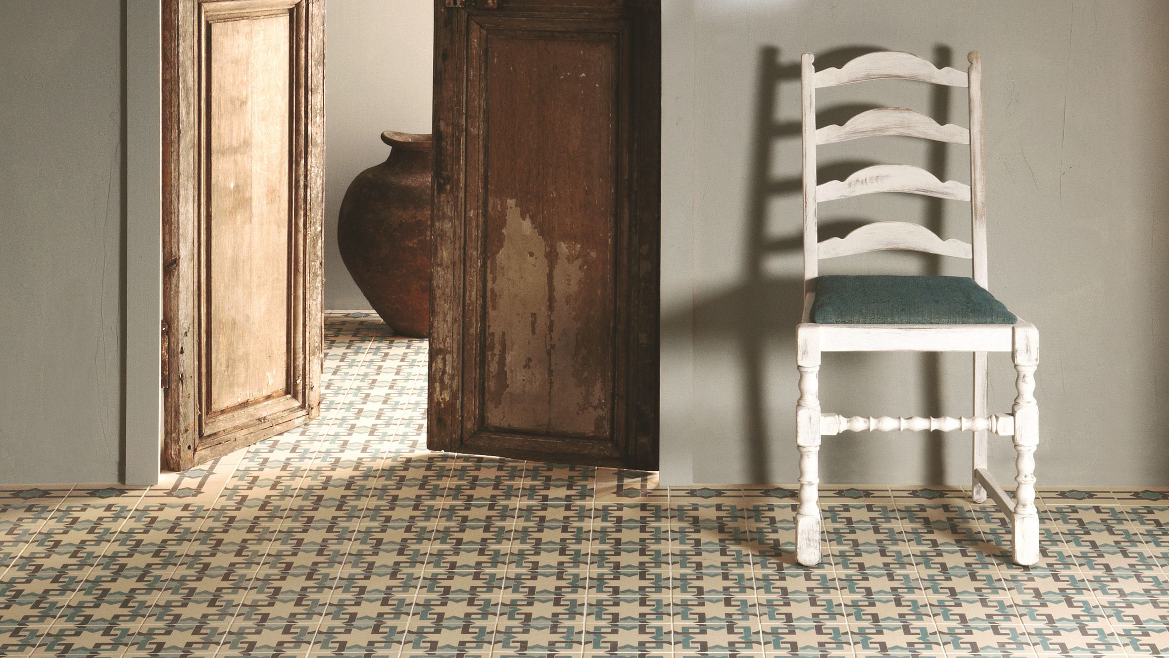 Bring Old Floor Tiles In Your Period Home To Former Glory