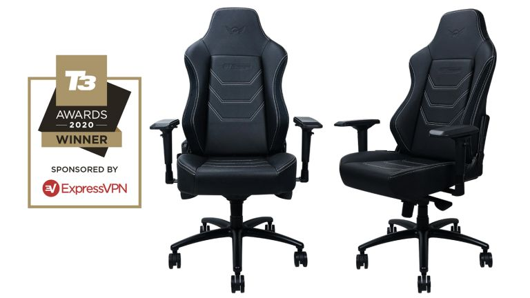 GT Omega Element Best Gaming Chair T3 Awards 2020