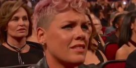 Did Pink Really Diss Christina Aguilera At The AMAs? The Singer Has A Tweet