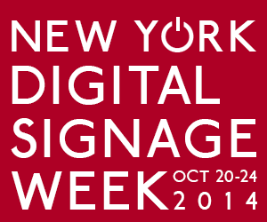 DSF Hosts Digital Signage Week Networking Event