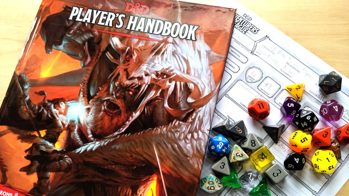 How to start playing D&D, a crash course for Critical Role fans and beyond