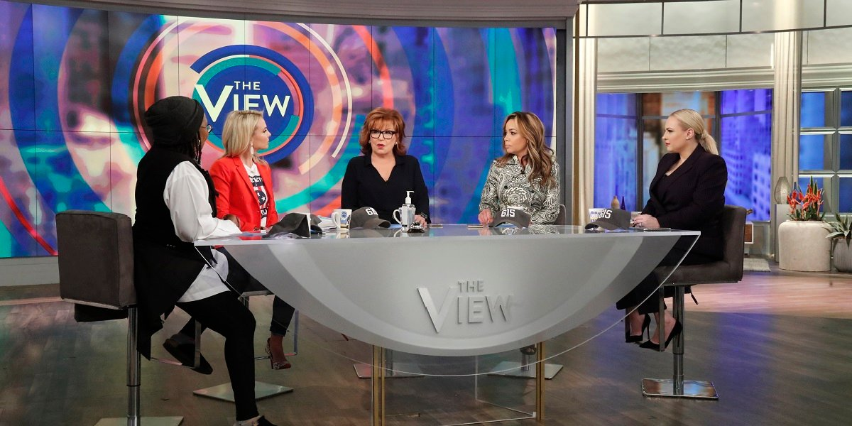 the view book getting a tv miniseries