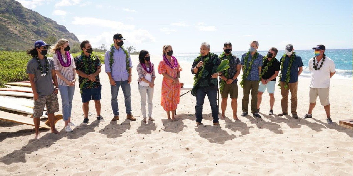 The Cast and Crew of NCIS: Hawai'i