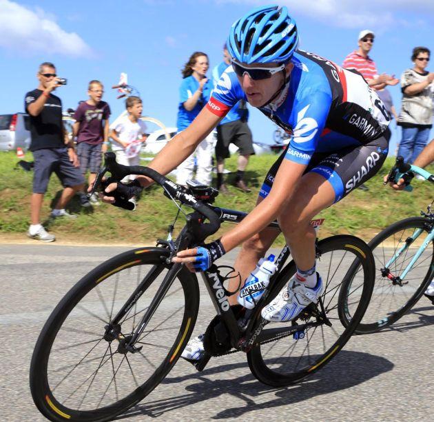 Daniel Martin, Tour de France 2012, stage eight