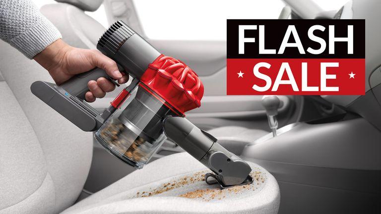 amazon prime day cheap handheld vacuum deal walmart