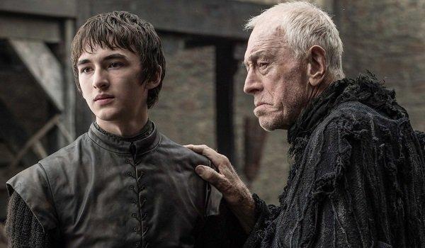 Bran Three-Eyed Raven Game Of Thrones