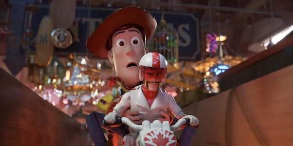 Looks Like Keanu Reeves Is Responsible For How Great Toy Story 4's Duke Caboom Is