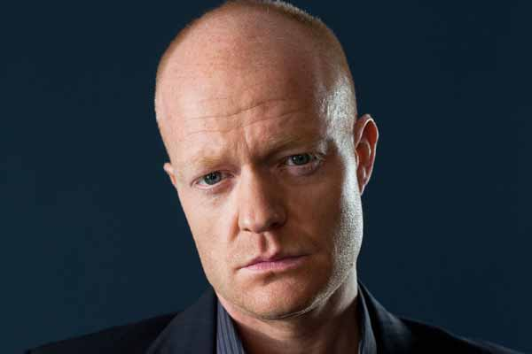 Jack Wood is EastEnders' Max Branning