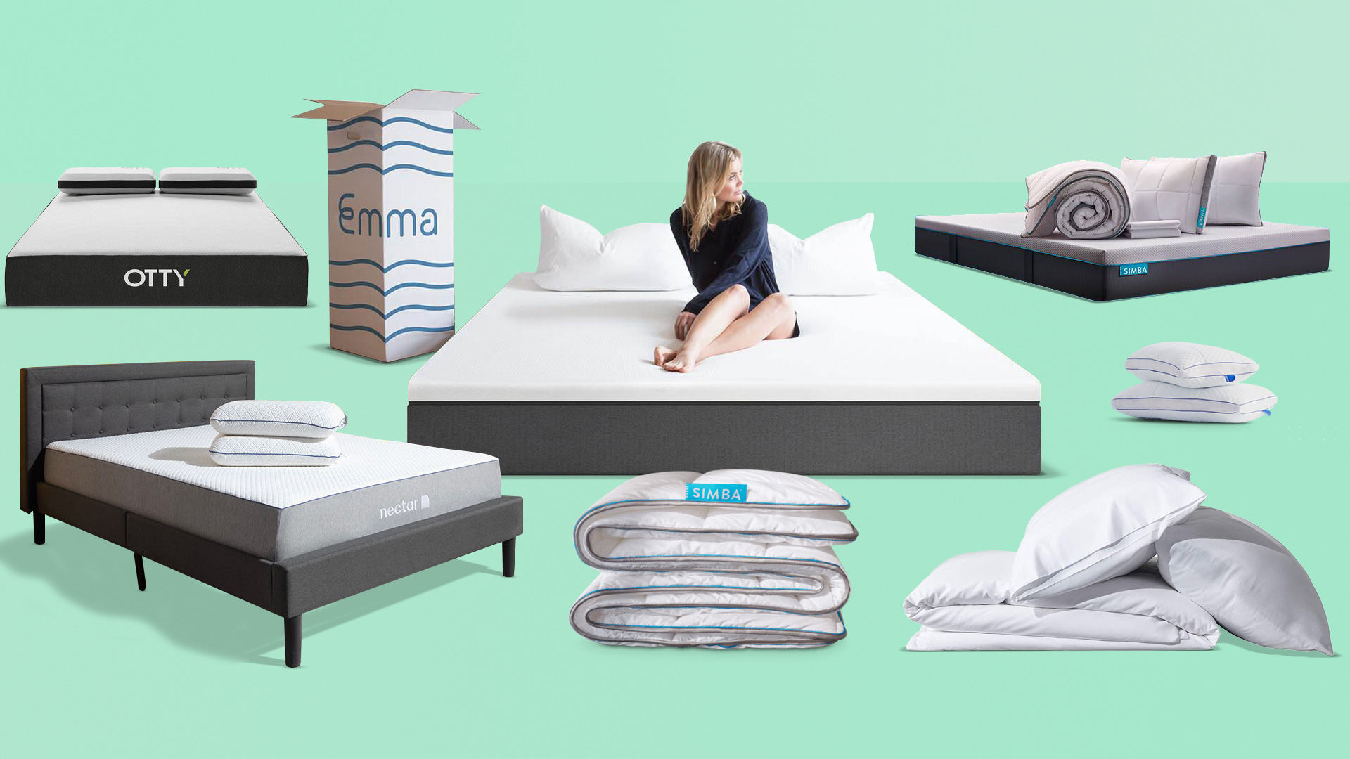 Best Mattress Uk 2021 Which Mattress Will Deliver A Blissful Night S Sleep T3