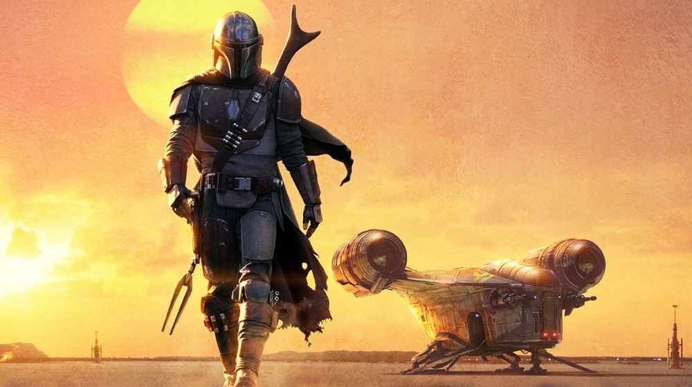 Star Wars: The Mandalorian' First Trailer Revealed! | Space