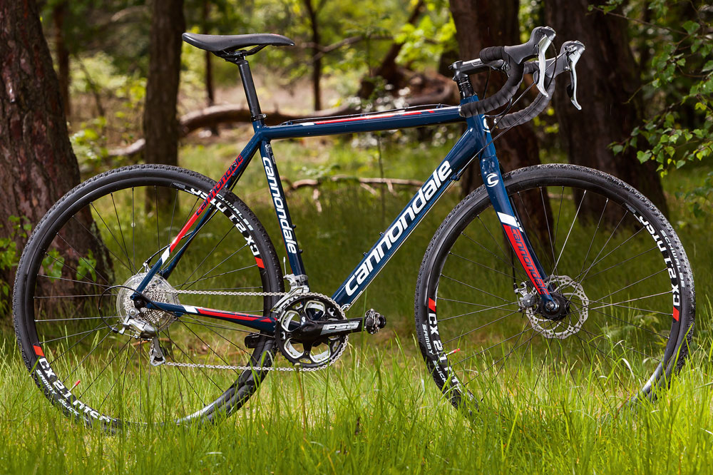 cannondale caadx tiagra cyclo cross bike review. Black Bedroom Furniture Sets. Home Design Ideas