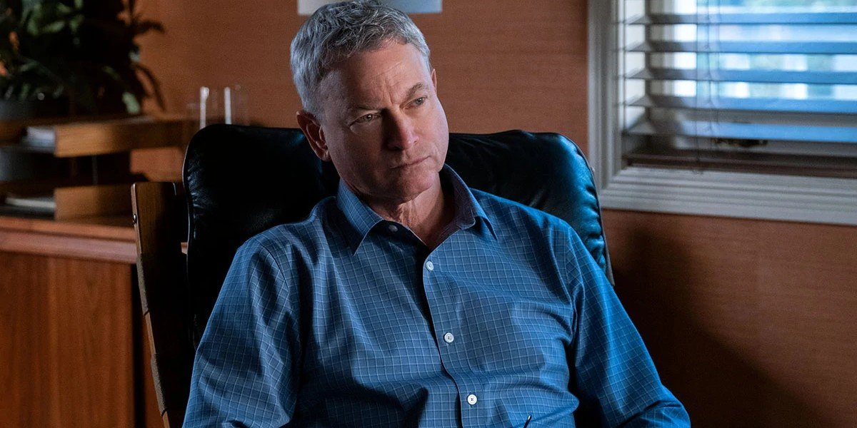 Gary Sinise - 13 Reasons Why