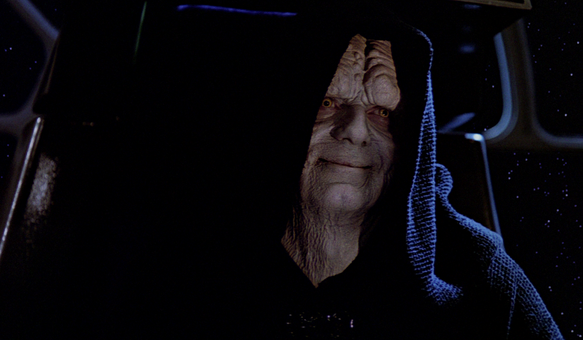 Emperor Palpatine Star Wars: Return of the Jedi