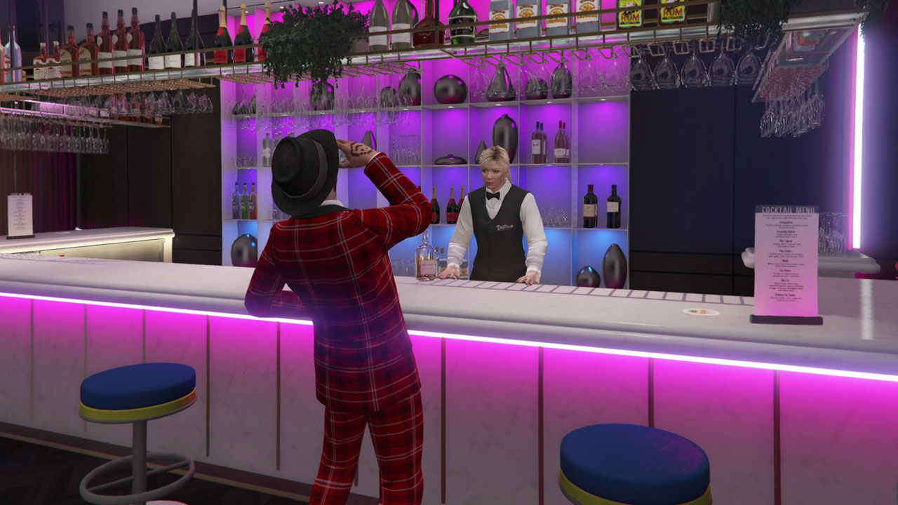 There are two secret GTA Online casino missions, and here's