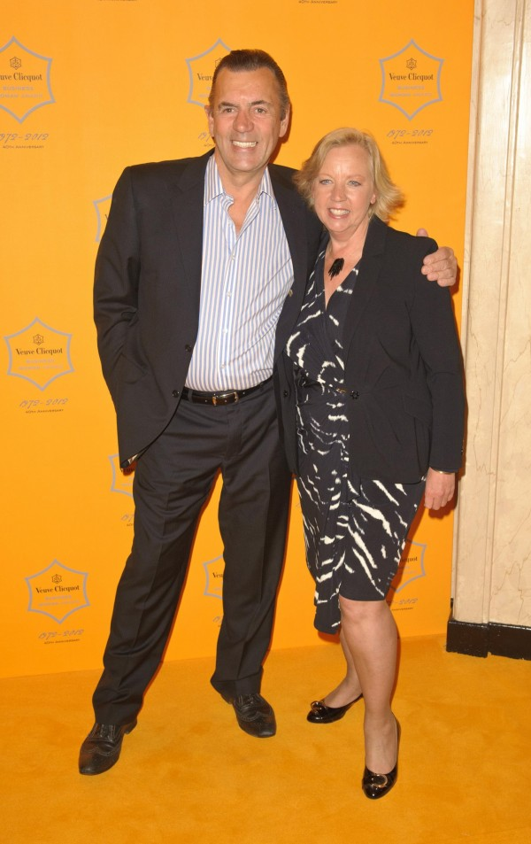 Duncan Bannatyne and Deborah Meaden