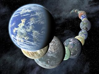 Kepler 100 Billion Alien Planets