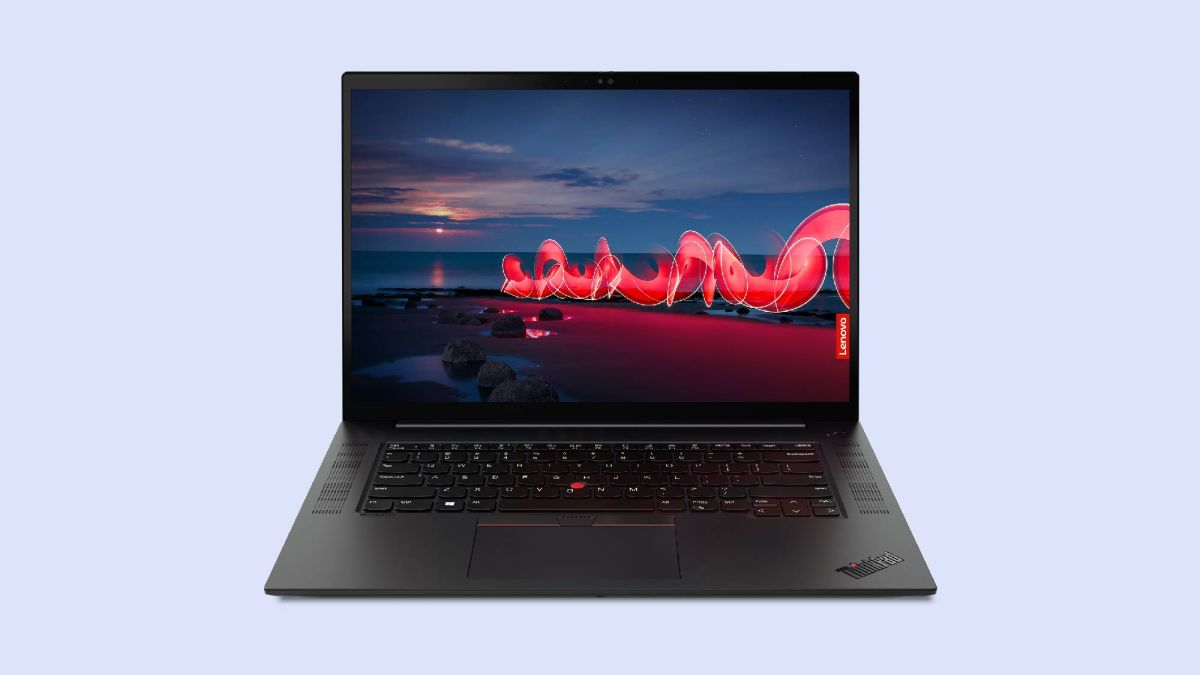 Lenovo ThinkPad X1 Extreme (Gen 4) could be the biggest threat to the 16-inch MacBook Pro yet