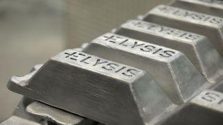 Apple aluminum smelting