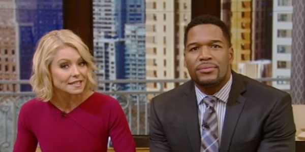live with kelly and michael kelly ripa michael strahan