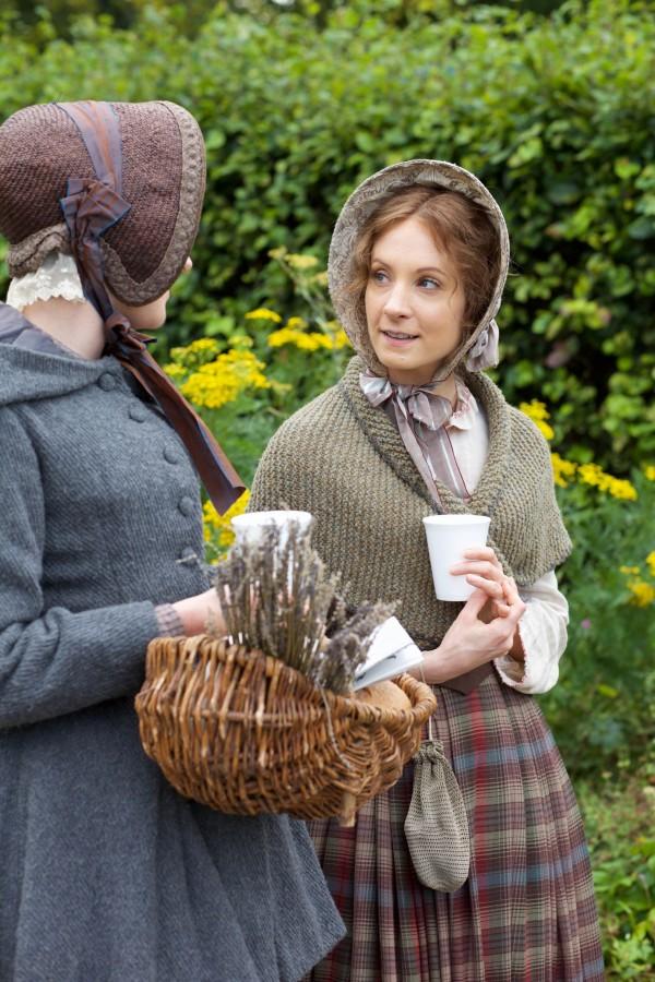 Joanne Froggatt as Mary Ann Cotton in Dark Angel