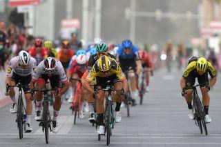 Dylan Groenewegen wins in Dubai