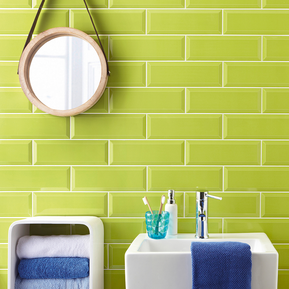 Bathroom tiles style gallery | Real Homes