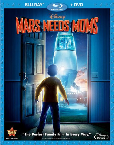 Mars Needed Viewers More Than Moms #17038