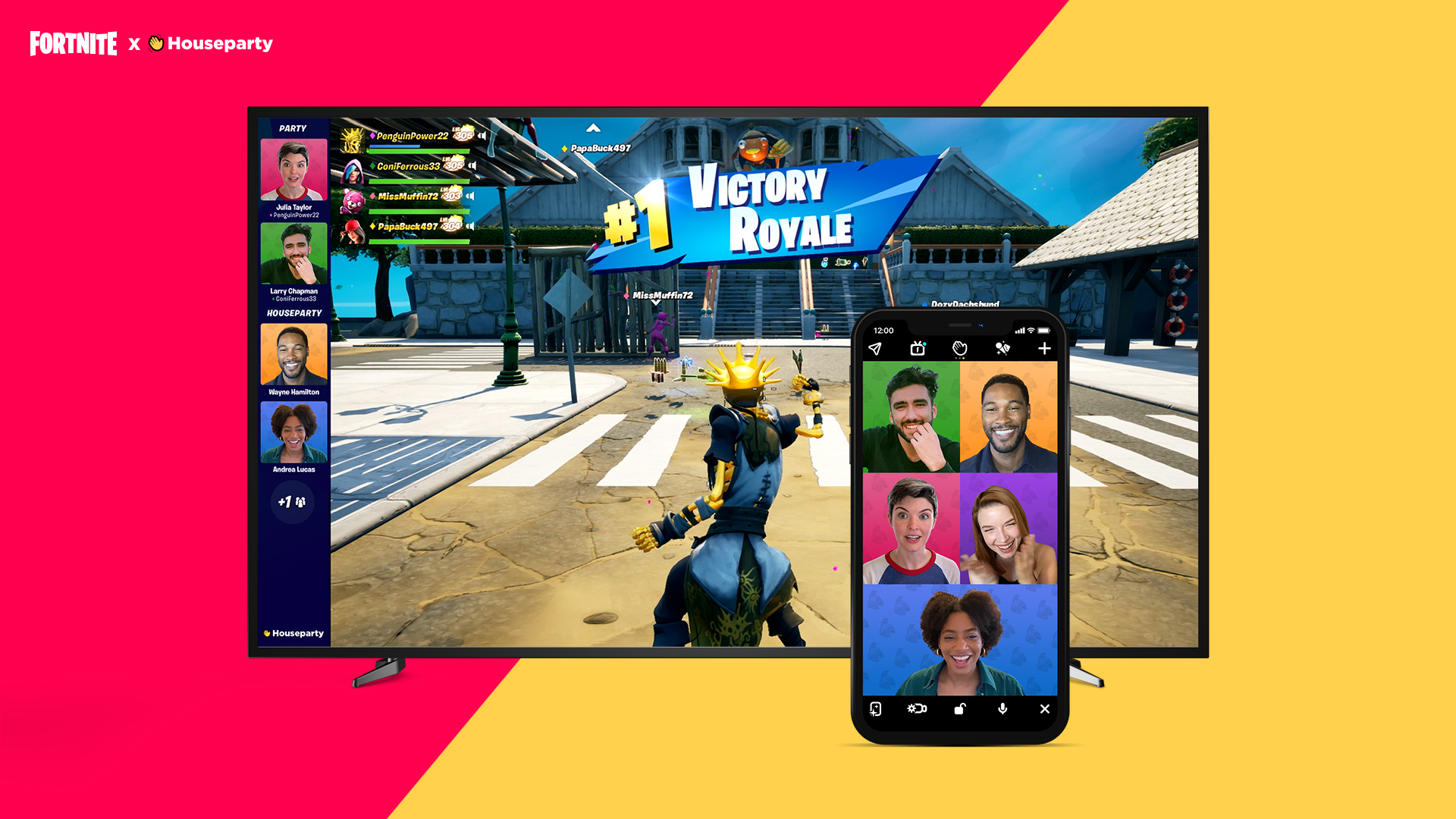 Fortnite Mobile Chat Disabled Fortnite Now Has Video Chat Here S How To Use It Techradar