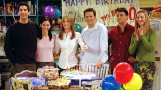 the friends reunion is coming