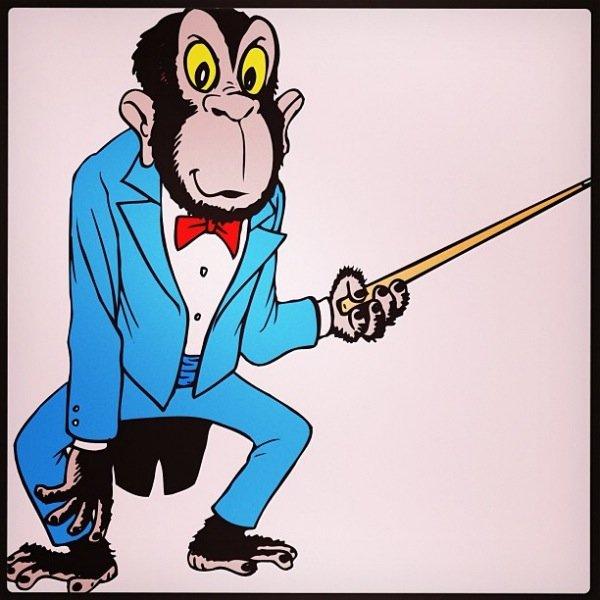 Monkey Giacchino